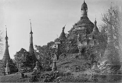 Shwe Pa U Pagoda in Yawnghwe, Shan State @ Christine Scherman