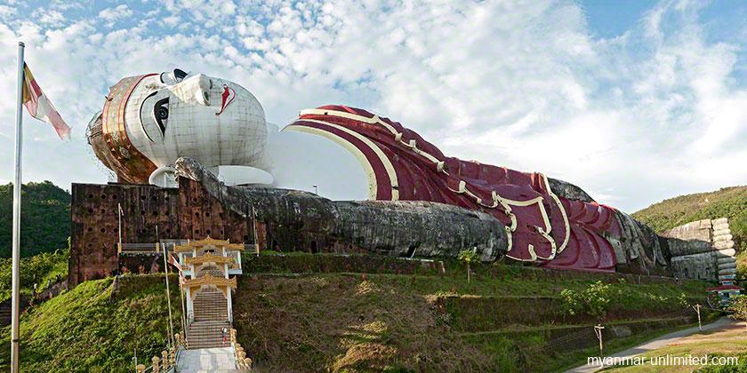 Winseintawya Reclining Buddha